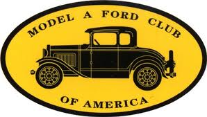 MODEL A FORD CLUB OF AMERICA LOGO